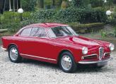 Alfa Romeo Giulia Sprint стала переломной в жизни Бертоне и открыла путь к успеху