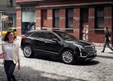 Cadillac XT5 построен на полностью новой платформе