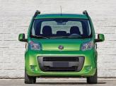 Передний бампер Fiat Qubo весьма массивный