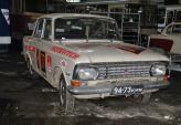 Москвич-412 в гоночном исполнении
