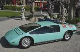 Bizzarrini Manta - впечатляющий дебют компании Italdesign на Туринском автосалоне в 1969 году