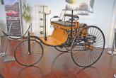 Первый автомобиль Benz Patent-Motorwagen