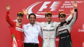 Нико Росберг победил в Гран-при Европы