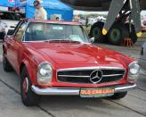 Mercedes-Benz 230 SL, 1963 год