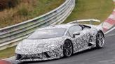 Купе Lamborghini Huracan Superleggera облегчат на 100 кг