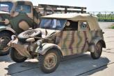 Kubelwagen - военный вариант Volkswagen Beetle