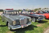 Mercedes-Benz 220 и Ford Fairlane из Эстонии