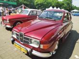 Saab 96 и Volvo Amazon