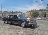 Volvo 264 TE с кузовом от Bertone