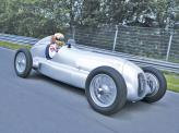 Серебрянные стрелы: история легендарных гоночных авто