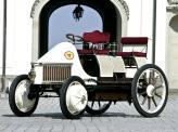 Lohner-Porsche Semper Vivus – первый полноприводной автомобиль, построенный в 1900 году