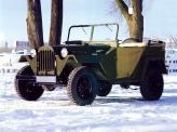 ГАЗ-67 1943 года