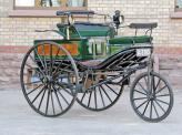 Трехколесный Benz Patent-Motorwagen No 3 проехал 106 км
