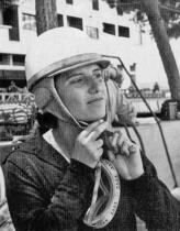 Мария Тереза де Филиппис – первая женщина-пилот болида «Формулы-1»