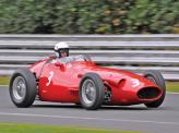 Для гонок Мария Тереза де Филиппис выбрала Maserati 250F
