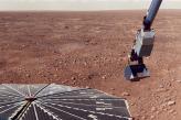 """Экскаваторы – первая внепланетная землеройная техника, которая на Марсе """"докопалась"""" до грунта, содержащего молекулы воды"""