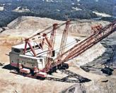 """В 1969 году в США построили самый большой одноковшовый экскаватор по прозвищу """"Большая щука"""", который за 30 лет работы перенес столько грунта, что его хватило бы, чтобы засыпать два Панамских канала"""