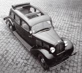 Первый Skoda Superb (1933 года)