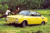 """В 70-е годы были популярны заднемоторные Skoda семейства """"100"""""""