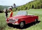 Felicia – в 50-ых так назывались кабриолеты Skoda на основе малолитражек