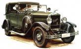 С модели Mignon началось производство автомобилей Praga под собственной маркой (на фото образец 1927 года)