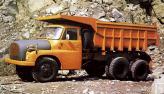 Сегодняшнее лицо Tatra составляют грузовики (на фото Tatra T 148)