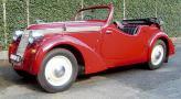 """Мотоциклетная Jawa успела """"засветиться"""" и на автомобильном поприще: Jawa Minor (1933 года)"""