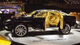Spyker D12 Peking-to-Paris сплошная роскошь