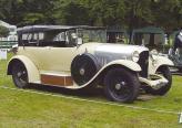 После войны на Spyker выпускали представительский автомобиль С-4