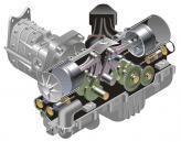 Пневмодвигатель Гая Негре