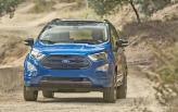 Передняя часть Ford EcoSport полностью изменена
