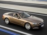 Mercedes-Benz  SL 2012 года