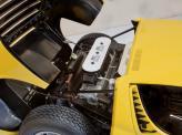 Бензиновый V12  установили поперечно