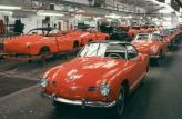 Всего выпущено свыше  полумиллиона купе и кабриолетов первого поколения