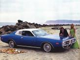 Dodge Charger 1973 года