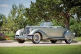 Фаэтон Packard Twelve с кузовом от ателье LeBaron, 1934 год