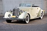 Кабриолет Packard Twelve 1936 года
