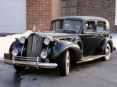 Седан Packard Twelve, 1939 год