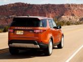 Ассиметричная пятая дверь – фирменная черта Land Rover