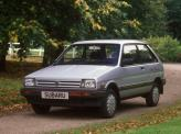 Subaru Justy 4WD 1984 года