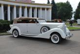 Packard Super Eight 1935 года