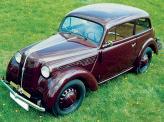 Opel Kadett (1935 год) – один из самых продаваемых в довоенный период автомобилей