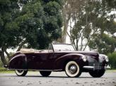 Серийный Lincoln Continental 1940 года
