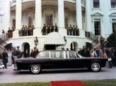 Президентский лимузин Lincoln Continent