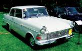 Во внешности феноменально успешного Opel Rekord прослеживалось влияние американской моды