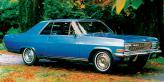 Opel Diplomat с кузовом купе (1966 год)