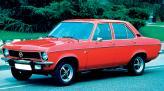Opel Ascona (1970 год)