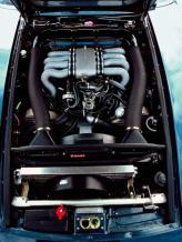 Для Porsche 928 создали абсолютно новый V8
