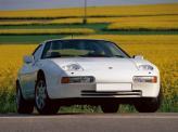 Porsche 928 GT 1989 года