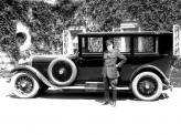 Президент Чехословакии Томаш Гариг Массарик и его Hispano-Suiza H6